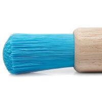 ValetPRO Chemical Resistant Brush mit Holzgriff Chemie...