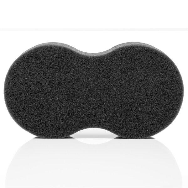 ValetPRO Schwammapplikator für Wachs und Innenreinigung- Black Wax Applicator