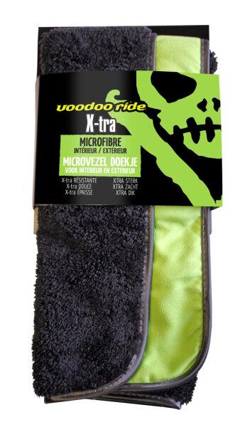 voodoo ride X-tra MICROFIBRE Mikrofasertuch