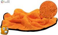 Liquid Elements Orange Baby XL Microfaser Trocknungstuch...