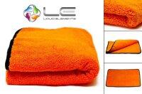 Liquid Elements Orange Baby XL Microfaser Trocknungstuch 90x60cm, 800GSM