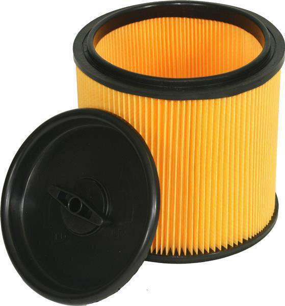 Lamellen Motorschutzpatrone mit Verschlussdeckel passend für Caramba Nass Trocken Sauger AUTO 5.0