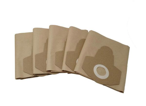 Staubsaugerbeutel braun 5 er Pack passend für Caramba AUTO 5.0