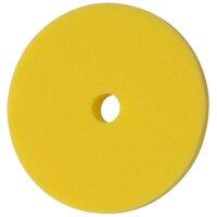 Menzerna Medium Cut Foam Pad PREMIUM - 150 mm - gelb