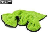 ValetPRO Lack Trockentuch - Drying Towel 50x80cm grün beidseitig