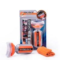 Soft99 Glaco Blave Glas- und Kunststoff Versiegelung, für Motorräder, Bikes, Glasscheiben, Helme oder Schutzbrillen, 70ml