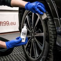 Soft99 Black Black - Hard Coat for Tyre