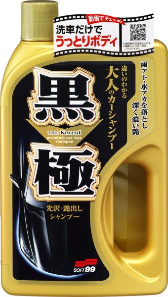 "Soft99 Extreme Gloss Shampoo Dark ""The Kiwami"" - Autoshampoo - 750ml"