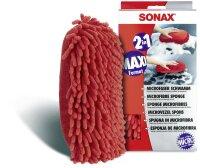 SONAX Microfaser 2 in1 Schwamm