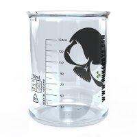 Griffin Messbecher 150 ml PP - Nuke Guys Skull 2 farbig