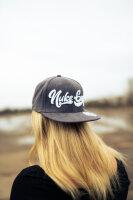 Snapback Straight Cap - Asphalt Liebe