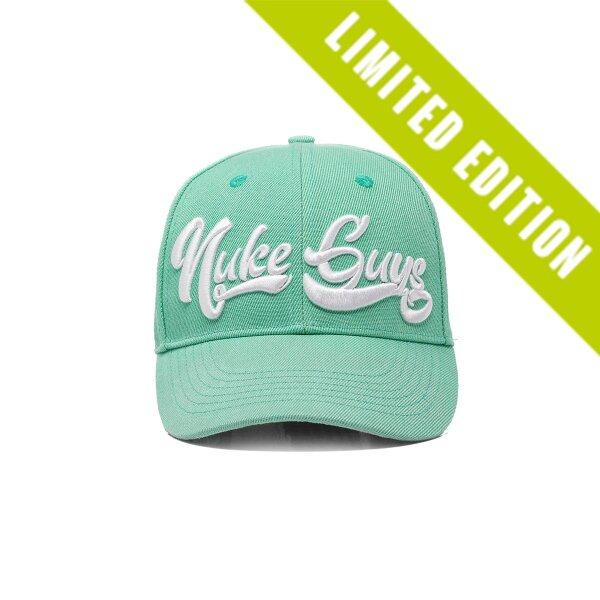 Snapback Baseball Cap - Minty