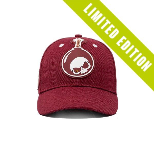 Snapback Baseball Cap - Cherry Bomb