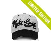 Snapback Baseball Cap - Jersey Black
