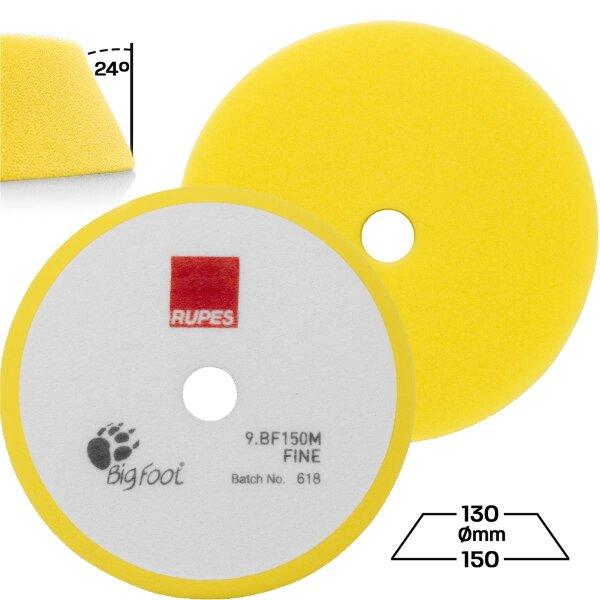 Polierschwamm Klett Fein 130/150mm 1 Stück