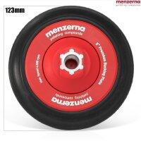 Menzerna Premium Stützteller 123mm, gedämpft,...