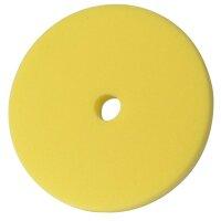 Menzerna Medium Cut Premium Pad - 180 mm - yellow