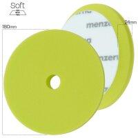 Menzerna Soft Cut Premium Pad - 180 mm - green