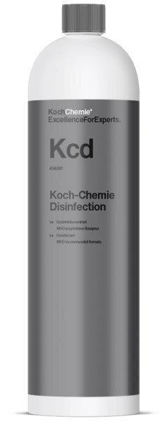 Koch Chemie Kcd Disinfection - Desinfektionsmittel nach WHO-empfohlener Rezeptur, 1L