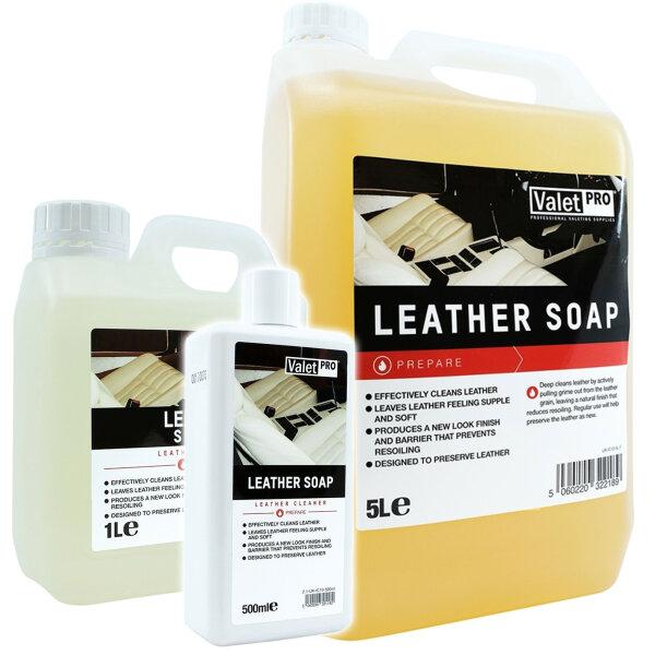 ValetPRO Leather Soap