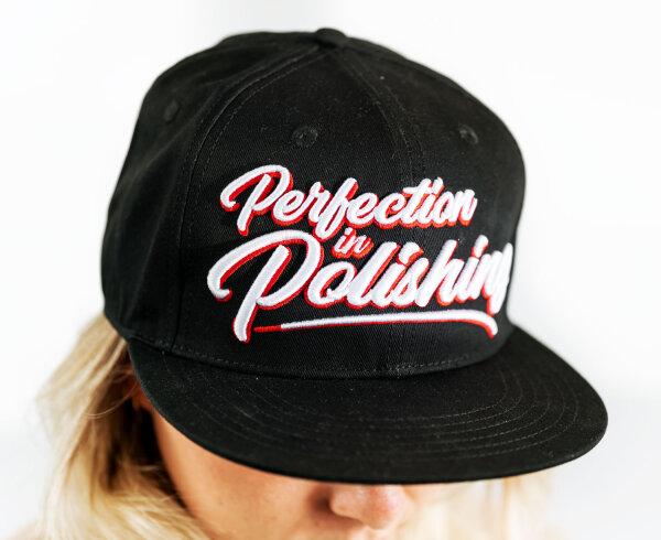 "Menzerna Base Cap - ""Perfection in Polishing"" - schwarz"