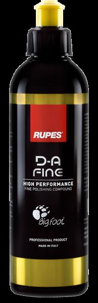 Rupes D-A Fine - High Performance Fine Compound Gel - 250 ml