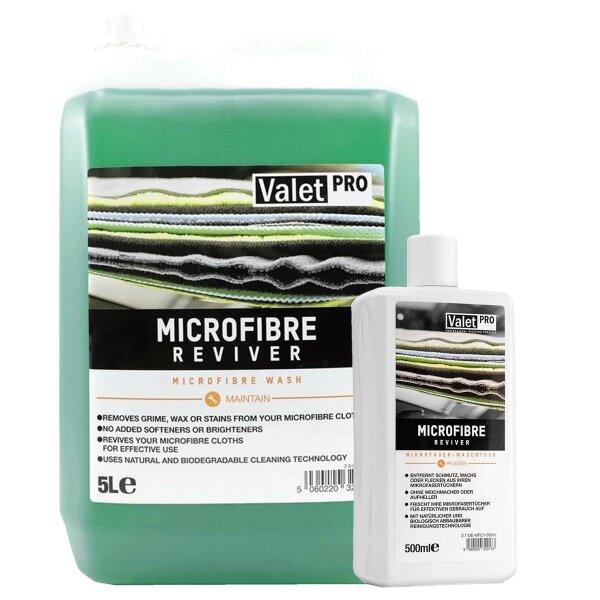 ValetPRO - Microfiber Reviver Mikrofaserwaschmittel
