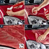 SONAX Polish+Wax Color rot 500ml