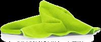 Premium Mikrofasertuch 320 GSM 40x40cm grün